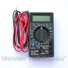 Цифровой мультиметр DT-830B тестер !Акция, фото 2