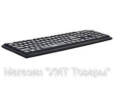 Клавиатура 107 клавиш, USB, черная!Акция, фото 3