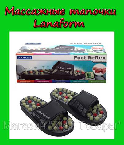 Массажный тапочки Lanaform (рефлекторные тапки для массажа), фото 2