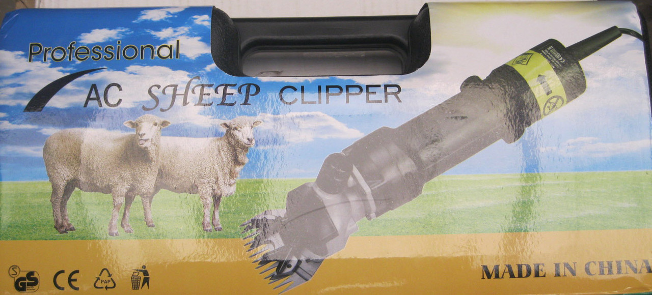 Машинка для стрижки овец(баранов)