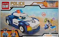Конструктор Пластмассовый Полиция 111 дет. 1901+ Brick Китай