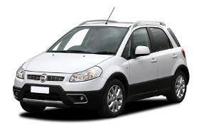 Автомобільні скла для FIAT SEDICI SUV