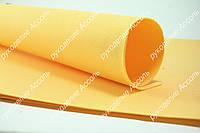 Фоамиран 1мм нежный персик 40*60см