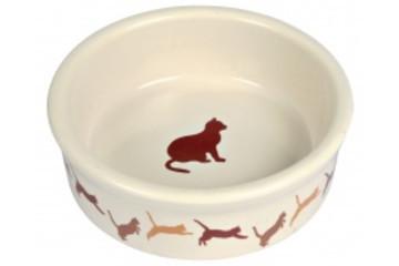 Trixie TX-4019 миска для кошки 0,2л