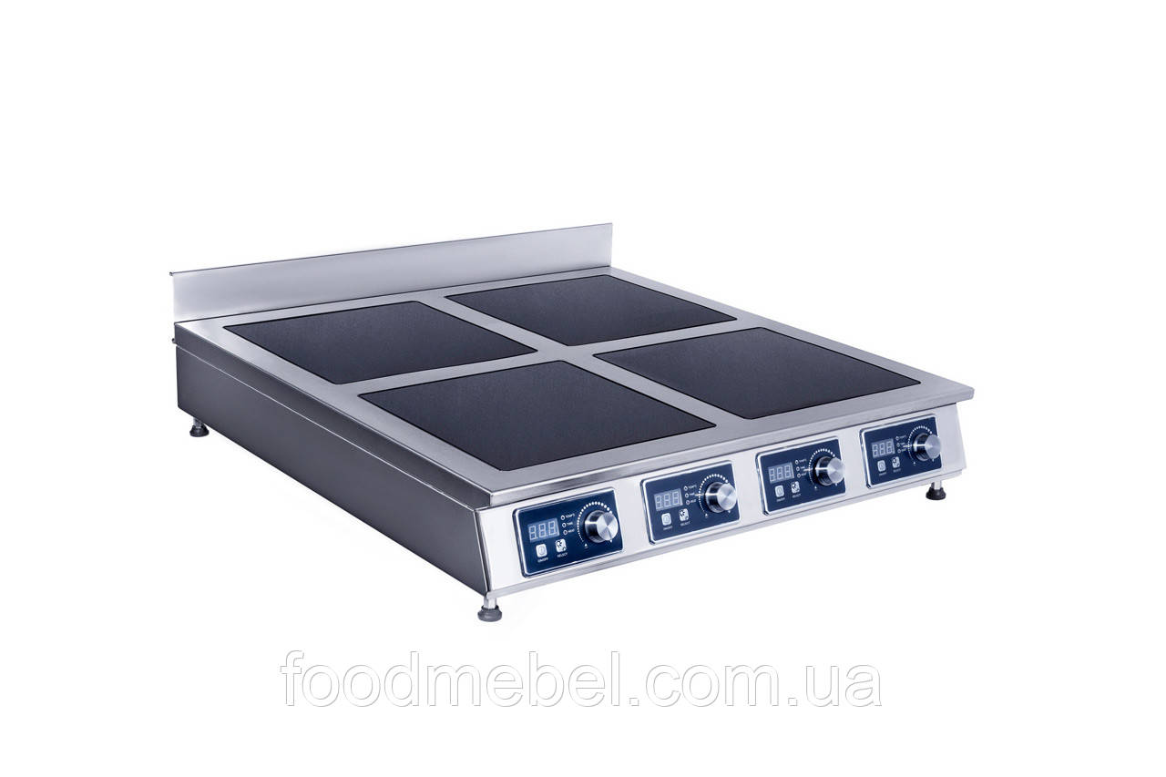 Индукционная плита Skvara Sit 4.14 четырехконфорочная настольная