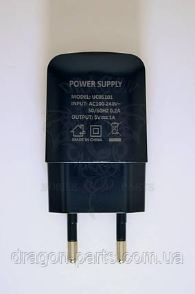 Сетевое зарядное устройство Nomi i5031 EVO X1 Black ,оригинал, фото 2