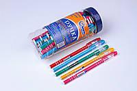 """Ручки шариковые Josef Otten """"DELTA"""" №874,синие,0.6 mm,30 шт/банке, фото 1"""