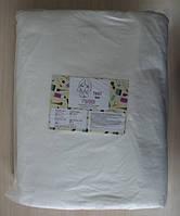 Полотенце одноразовое Panni Mlada, 40см х70см, гладкие, белые, 40 г/м2, 100 шт.