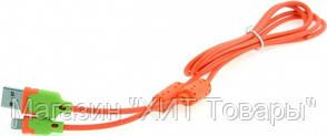 USB кабель шнур для iPhone, iPad, iPod . Earldom ET-125, фото 2