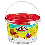 Набор Play-Doh в мини-ведёрке (пластилин+формочки), фото 6