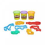 Набор Play-Doh в мини-ведёрке (пластилин+формочки), фото 9