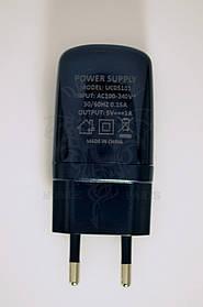 Сетевое зарядное устройство Nomi i506 Shine Black ,оригинал