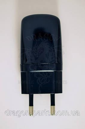 Мережевий зарядний пристрій Nomi i506 Shine Black ,оригінал, фото 2