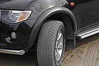 Розширювачі колісних арок Mitsubishi L200 2007-2015