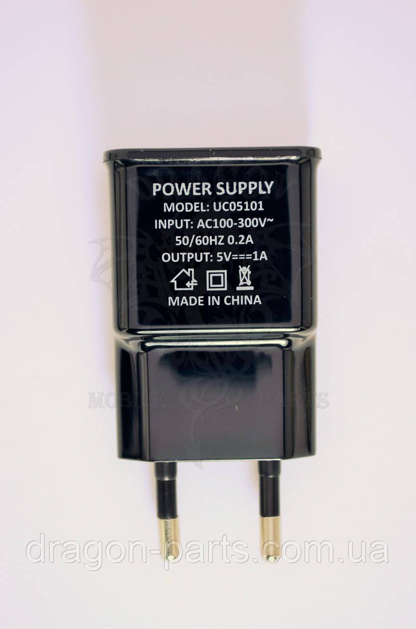 Сетевое зарядное устройство Nomi i504 Dream Black ,оригинал