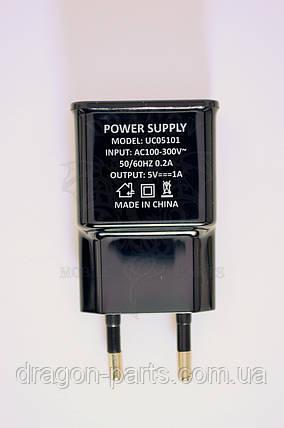 Сетевое зарядное устройство Nomi i504 Dream Black ,оригинал, фото 2