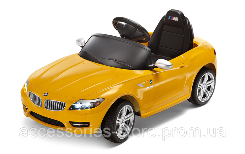 Электромобиль BMW Z4 RideOn, Electric version (Kids Car)