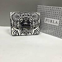 Кожаная сумка Furla Фурла