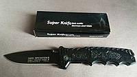 Складной нож Dark Ops 605A Качественный тактический нож Армейский