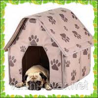 Раскладывающийся домик для собак portable dog house