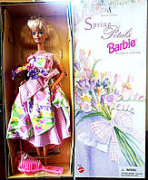 Avon Exclusive Sprint Petals Barbie Doll NRFB 2nd in Series/Барби Весенние Лепестки