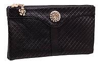 Стильный женский клатч 8811 black
