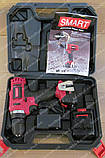 Шуруповерт аккумуляторный SMART 12 В, фото 2