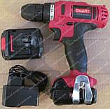 Шуруповерт аккумуляторный SMART 12 В, фото 3