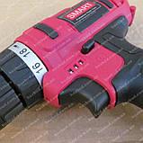 Шуруповерт аккумуляторный SMART 12 В, фото 7
