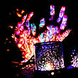 Ночник проектор звездное небо Star Master, фото 3
