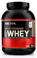 100% Whey Gold Standard Optimum Nutrition, 2.3 кг (EU)