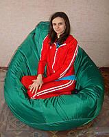Мега большое кресло-мешок груша 140*100 см из ткани Оксфорд