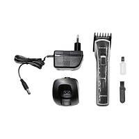 Водонепроницаемая аккумуляторная машинка для стрижки, Триммер для волос, PRITECH PR 1723, Машинка триммер