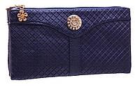 Стильный женский клатч 8811 blue