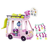Игровой набор Littlest Pet Shop Автобус B3806