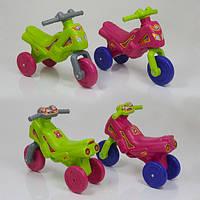 Мотоцикл детский беговел Мини Байк 4425