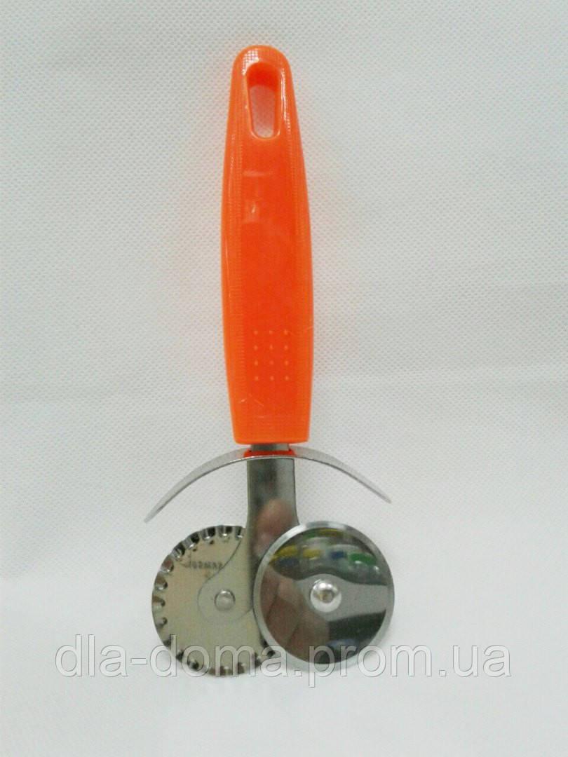 Нож для теста двойной
