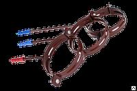Держатель трубы метал