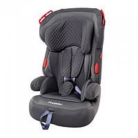 Автомобильное кресло CARRELLO Premier CRL-9801 Steel Grey (от 1 года до 12 лет)