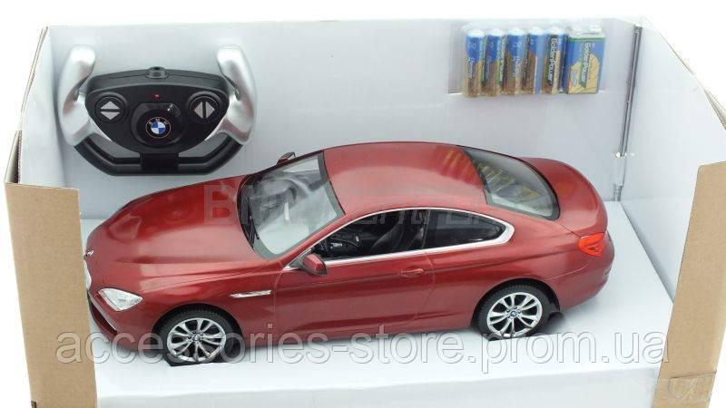 Радиоуправляемая модель BMW 6 Series (F13) Remote Control Miniature