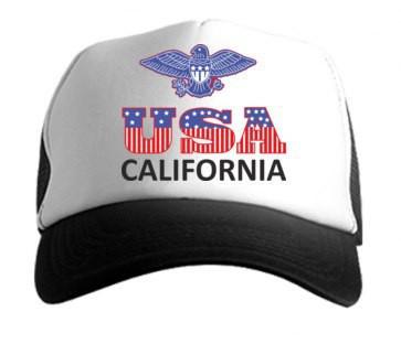USA California кепка  | черная  | мужская  | летняя  | КАЛИФОРНИЯ  | реплика