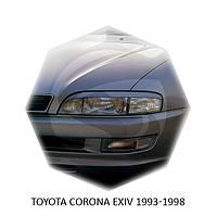 Реснички на фары Toyota CORONA EXIV 1993-1998 г.в. Тойота Корона Ексив