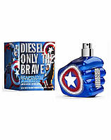 Diesel Only The Brave Captain America, 75 ml