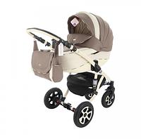 Детская универсальная коляска Adamex Barletta 03P (2 в1) купить оптом и в розницу в Украине 7 километр