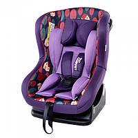 Детское автомобильное кресло T-521 PURPLE (от рождения до 3 лет)
