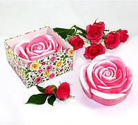 """Мыло ручной работы """"Ароматная чайная роза"""""""