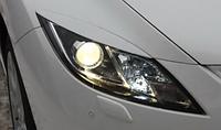 Реснички на фары Mazda 6 седан  2008-2012 г.в. Мазда 6