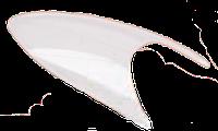 Типсы для наращивания ногтей (Royal Clear Oval)