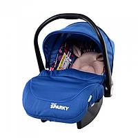 Автокресло TILLY Sparky T-511 BLUE (от рождения до 15 месяцев)