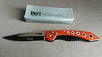 Складной нож Columbia 820 red
